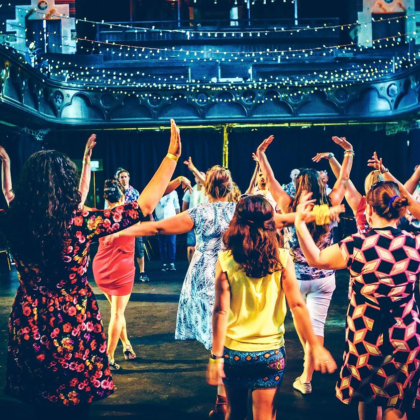 City Centre (Barca) Beginners Salsa, 8 week course