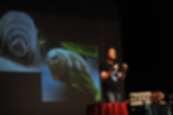 Dr Jamie Gallaghher Science Communicator