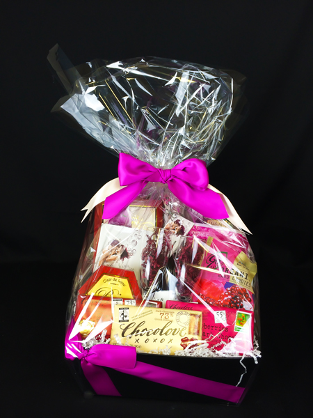 Vina Sympatica Silent Auction Basket