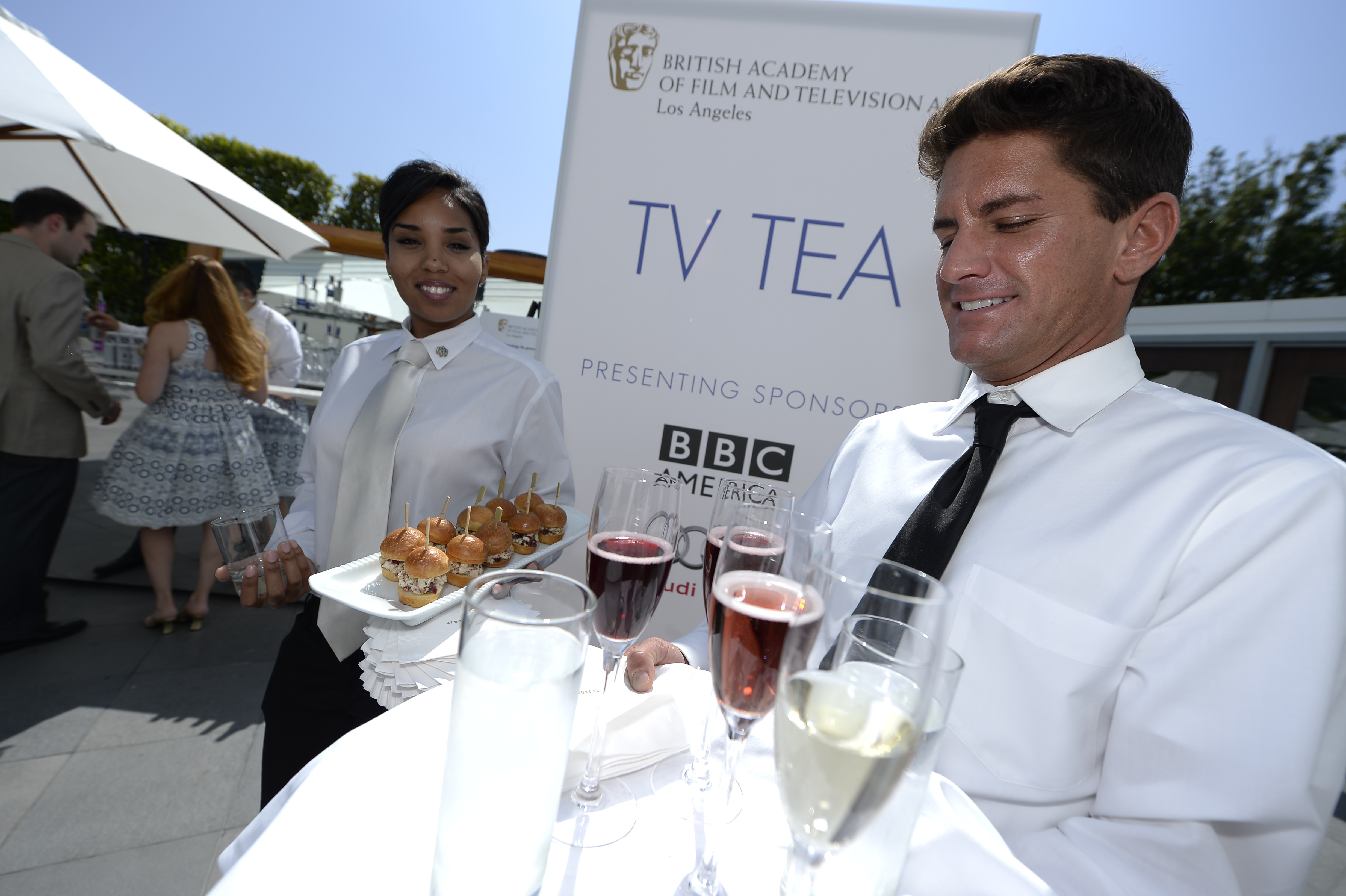 British Academy of Film & TV Tea