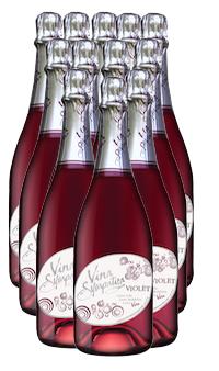 12 Bottles VIOLET (Bi-Monthly WC)