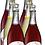 Thumbnail: 6 Bottle Mix -2 RED, 2 WHITE, 2 VIOLET (WC)