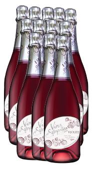 12 Bottles VIOLET (WC)