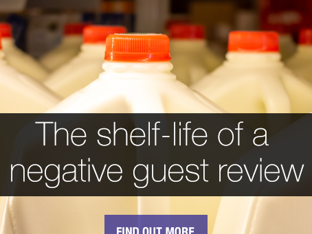 The Shelf-Life of a Negative Review