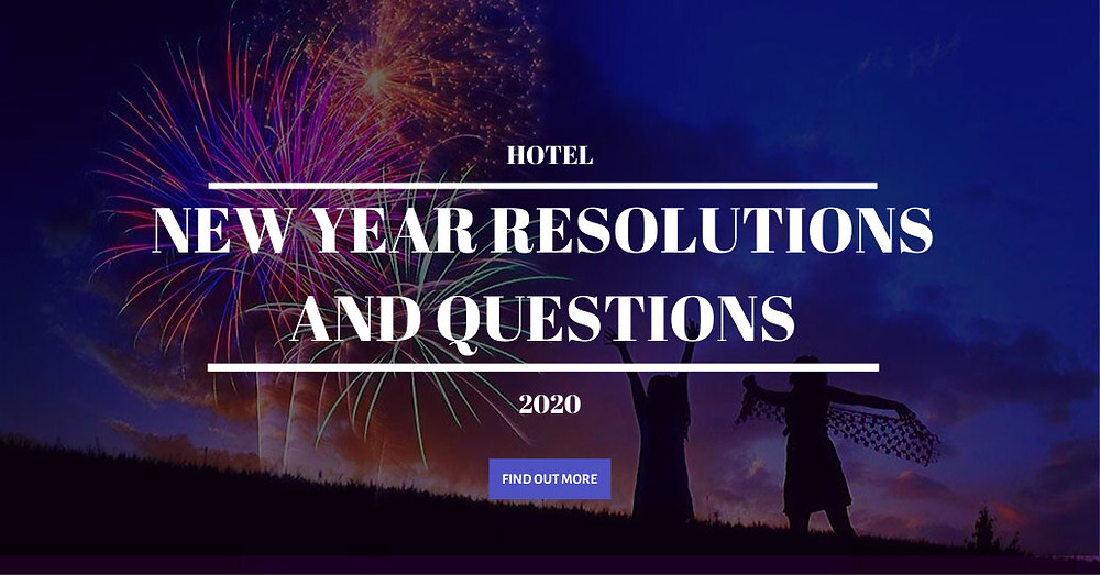 People dancing in open spaces on New Year's Eve/day - Hotel Business New Year Resolutions Post