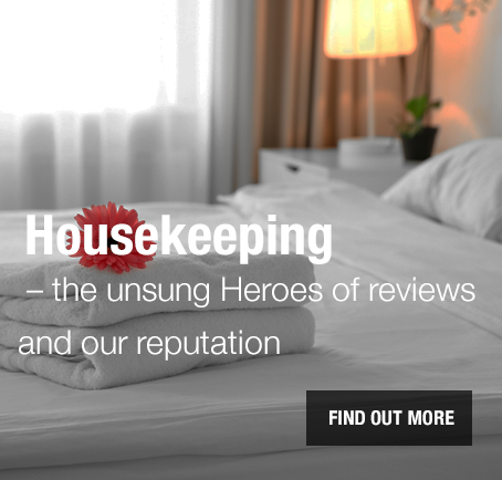 Housekeeping Appreciation Week: Celebrating The Unsung Heroes of Reviews & Our Reputation