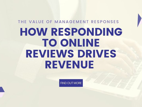 How Responding to Reviews Can Drive Revenue for Your Business