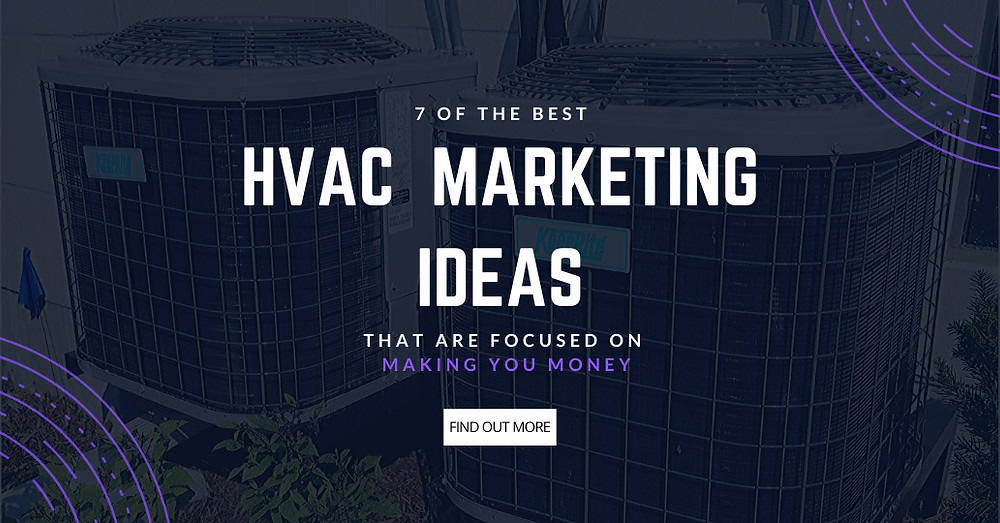 hvac marketing ideas hero image for blog post