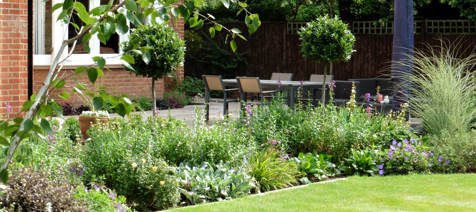 Kingston-Upon-Thames Garden Design