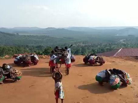 Jambo Bwana - cultural dance