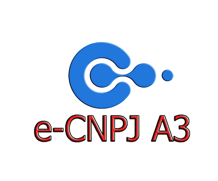 Certificado Digital A3 e-CNPJ 03 Anos