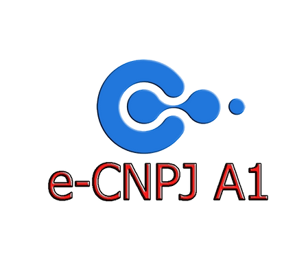 Certificado Digital e-CNPJ A1