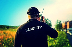 Security Guard at Events