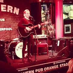 The Cavern Pub Open Mic, Liverpool, 2017