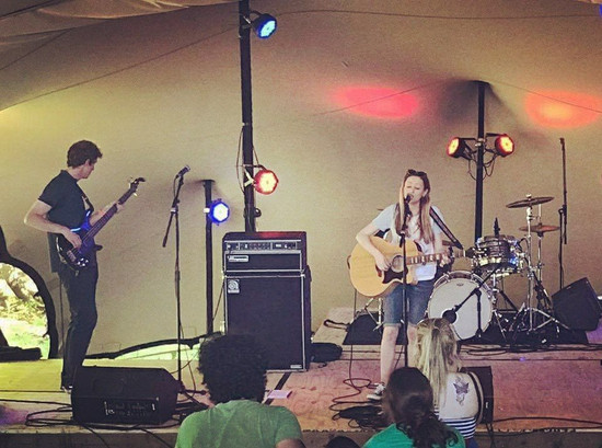 Elderflower Fields Fest, AMA UK Stage, 26/5/17