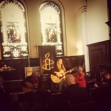 Sacred Trinity Church, Salford, Matt Hill & Garron Firth, 9/6/17