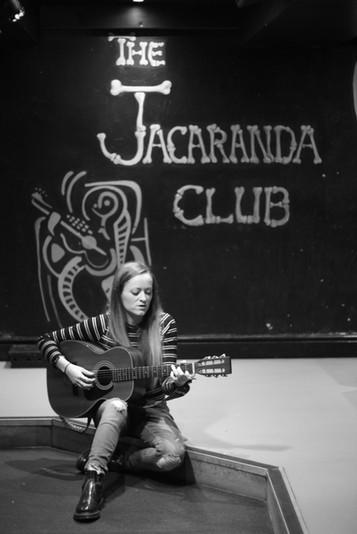 The Jacaranda, Liverpool, Copyright Marlie Centawer, 2018