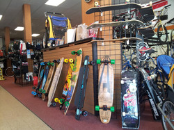 Skateboards and Gear