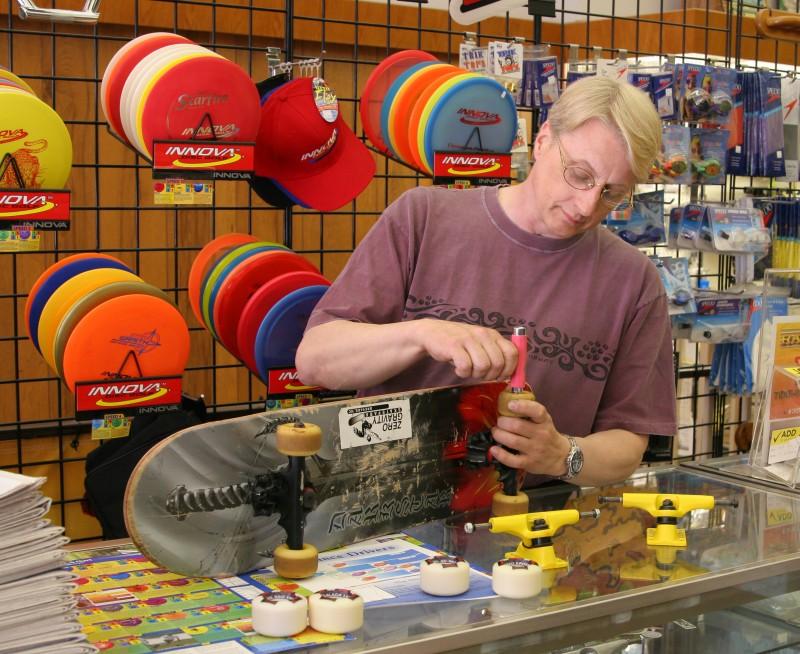 Skateboard & Skate Parts