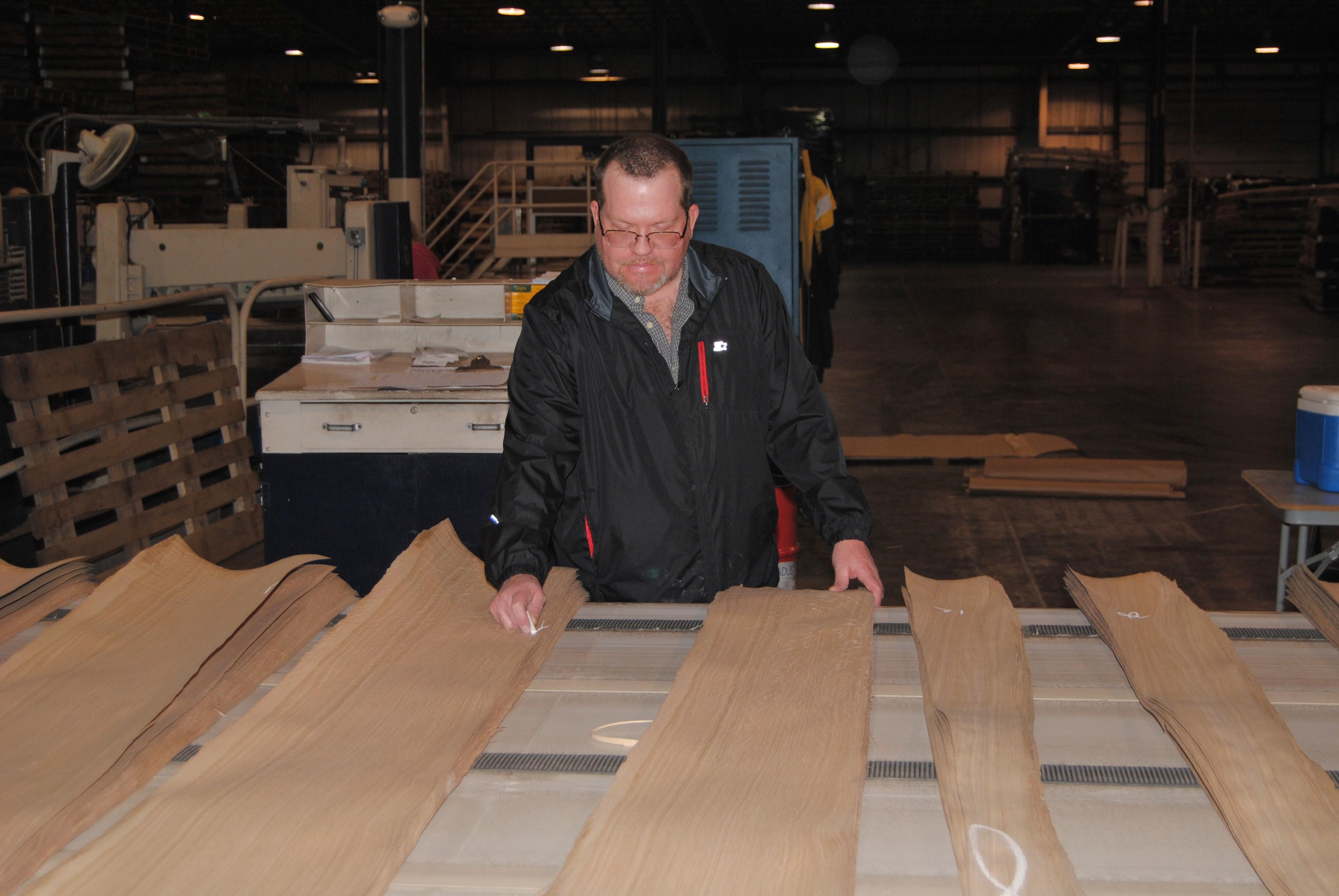 Grading the Log