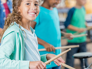 $25,000 Donation Funds Musical Instruments and Supplies
