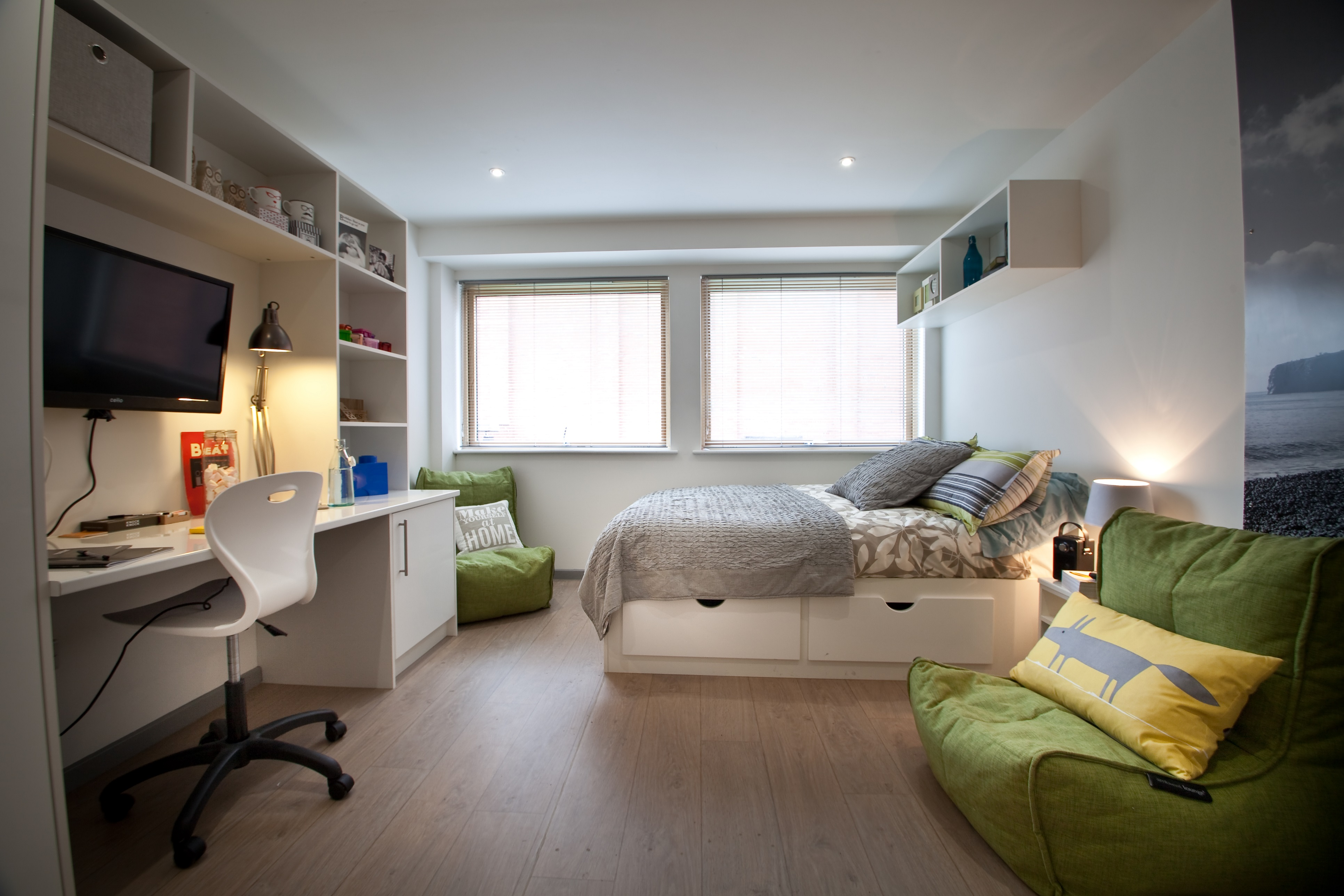 Exeter Picturehouse Apartments Interior