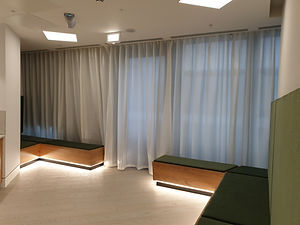 Curtains made to order