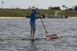 Come Paddleboard on Lake Rougaroux