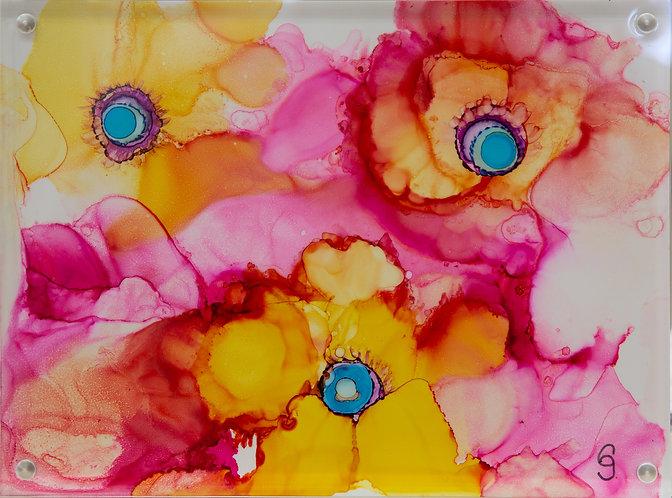 Yellow Poppies