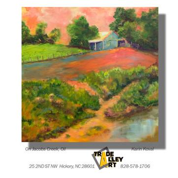 "Koval Karin ""On Jacobs Creek"""
