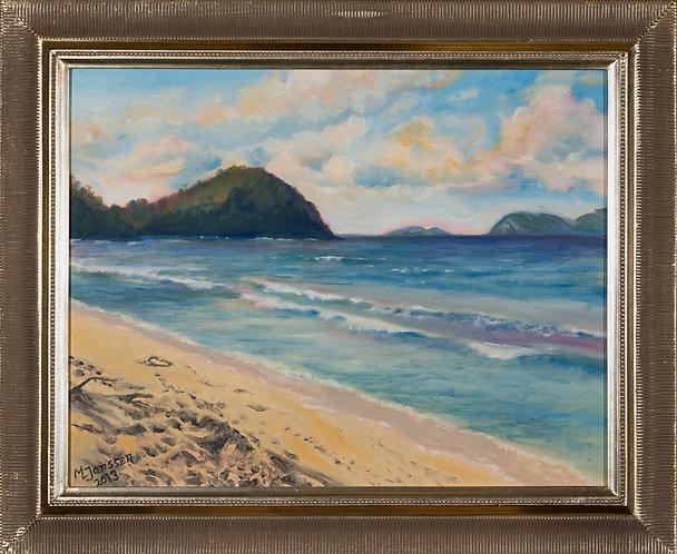 Tortola Coast