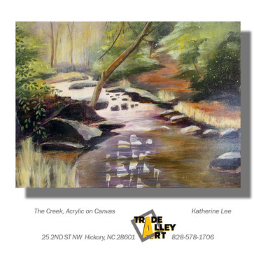 "Katherine Lee ""The Creek"""