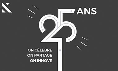 Kayak fête ses 25 ans le 31 Janvier 2017