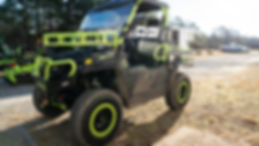 greenworks commercial battery utv atv