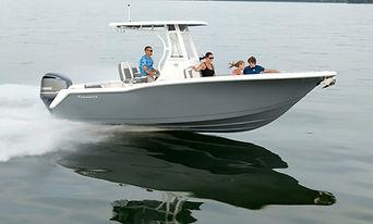 Tidewater Boat New Dealer Cape Cod