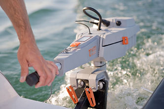 Torqeedo electric outboard cape cod