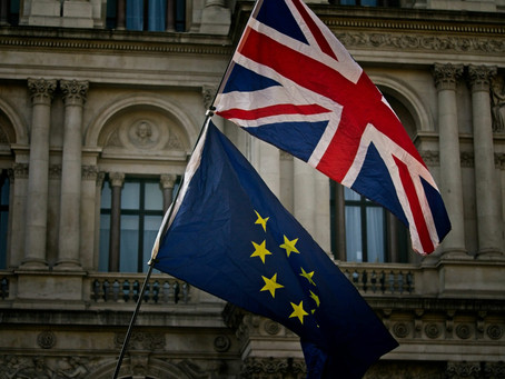 Cultural Property Regulations: Brexit and Terrorist Financing