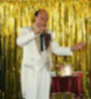 MAGIA PARA FIESTAS PRIMERAS COMUNIONES