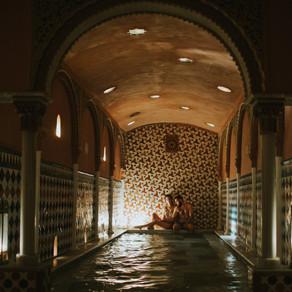 Hammam, baños árabes en Granada