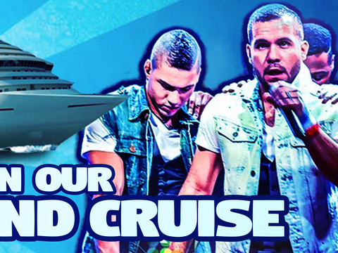 COME PARTY WITH US ON OUR BOYBAND CRUISE!
