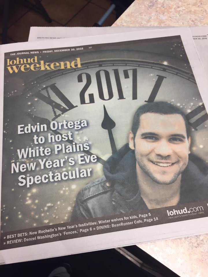 Larger Than Life Ultimate Boyband Tribute Edvin Ortega Music Live Performance White Plains New Years Eve What to Do Lohud