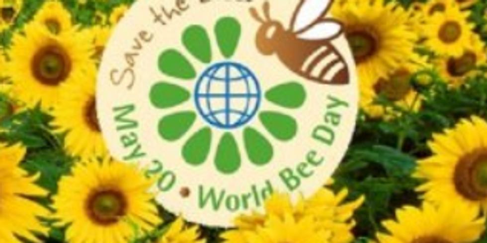 World bee day