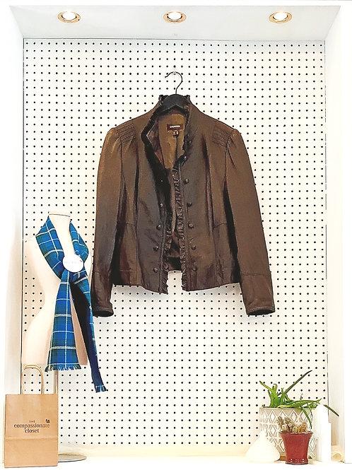 Danier Leather Jacket-Size Large