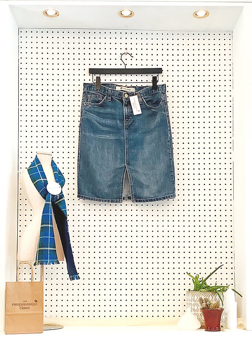 Gap Denim Jean Skirt - Size 8