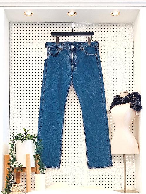 Levi's 501 Jeans - Size 34x32