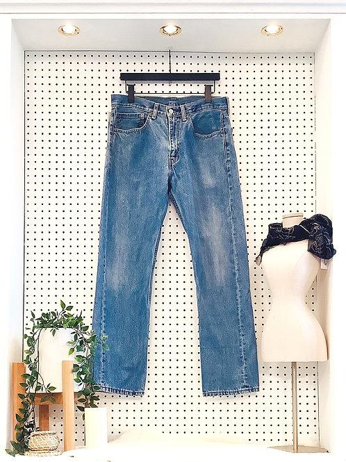 Levi's 505 Jeans - Size34x32