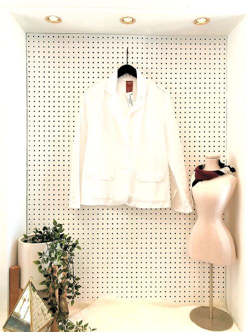 Olsen Linen Jacket/Blazer - Size Large