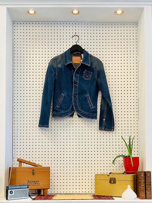 Levi's Blazer Jean Jacket - Size Small