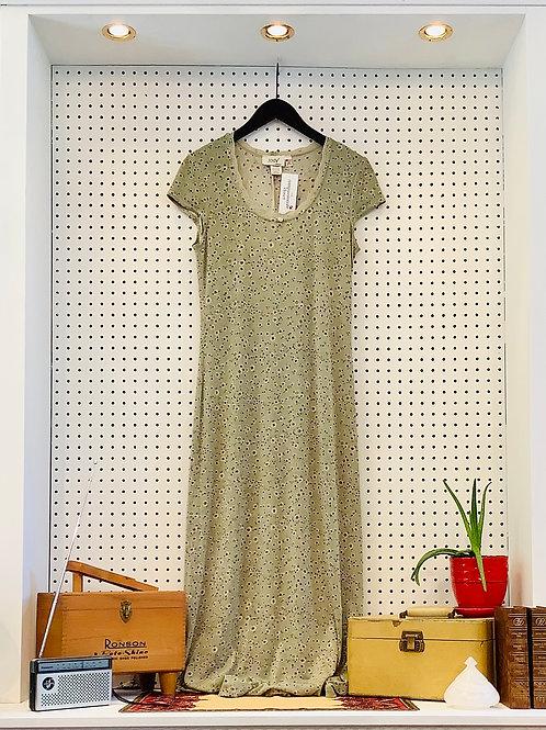 Jody California Slinky Maxi Dress - Size Med