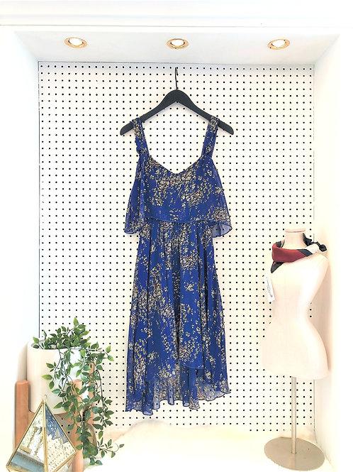 Valleygirl (Aus Brand) Dress with Layered Tiers - Size Medium